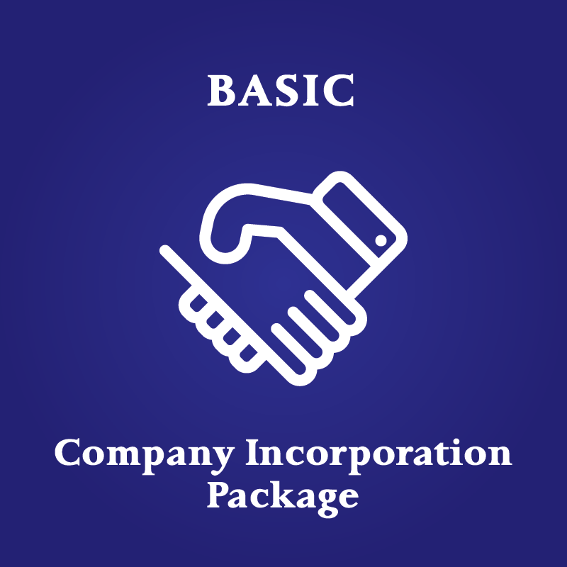 company incorporation package singapore basic
