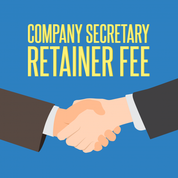company secretary retainer