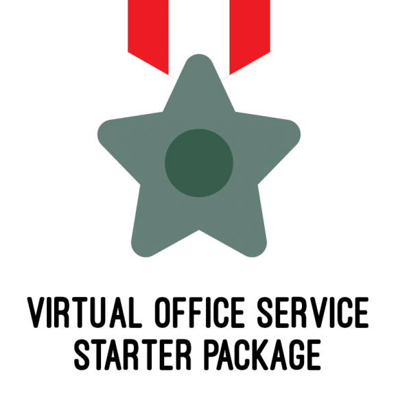 virtual office service package starter