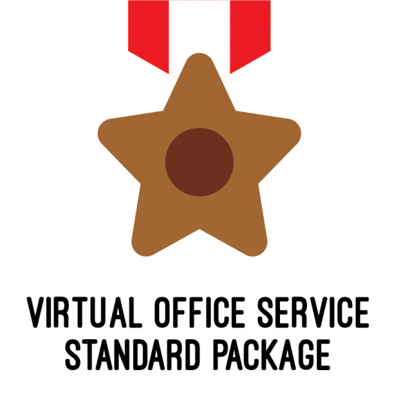 virtual office service package standard